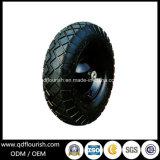 Luft-Reifen-Gummireifen des pneumatischen Gummirad-Pr3006 aufblasbarer für Laufkatze