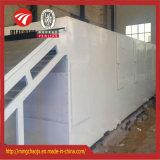 Industriële het tunnel-Type van Apparatuur van de Riem van de Hete Lucht Drogende Droger