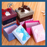 Pappe zwei Stücke Tuch-Kasten-und Beutel für Set