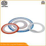 De Pakking van de Envelop PTFE die voor het Maken van de Zegelring van de Koker van de Cilinder, de Kom van de Lijm en de Roterende Zegelring van de Lip wordt gebruikt