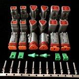Deutsch Connexions automatiques Selles d'assemblage de câbles avec joints et bornes