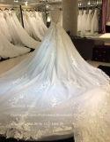 Aoliweiyaの王女ウェディングドレスの新式の映像