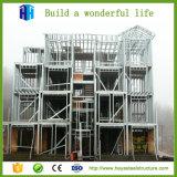 Prefabricated 공간 프레임 다층 고층 강철 구조물 건물
