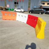 Rotationsplastikstraße verbarrikadiert bewegliche Sperre