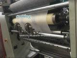 Máquina grabada automática llena de la fabricación de papel de tejido facial