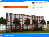 2016組の熱い販売のヨーロッパ規格の拡張のゲームの屋外の運動場装置セット