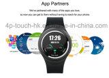 3G Telefoon van het Horloge van de Pols Bluetooth van de manier de Mobiele Slimme met X3