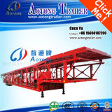 2-Axles 6units Frame Structure Car Truck Semi Trailer