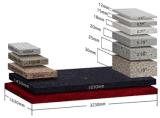 Countertop проектированный/искусственний/кварц каменные верхние обедая таблиц кварца/верхняя часть тщеты верхней части таблицы