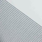 Maglia grigia dello schermo 18*16 della finestra della vetroresina della zanzara di colore del nero di colore