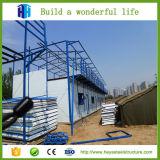Estrutura de aço do prédio de apartamentos pré-fabricados Multi-Storey portas de entrada