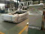 Machine de découpage chaude de laser de fibre de vente en stock avec le bon prix