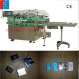 Caja automática máquina Overwrapping conectado directamente con la línea de producción
