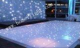 Surface de plancher de danse de LED blanche 60X120cm