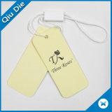 Offest modificado para requisitos particulares imprimió la etiqueta conocida del oscilación de la cartulina de papel de la etiqueta