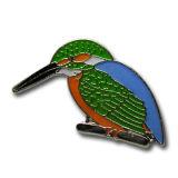 Personnaliser Pin doux d'insigne d'émail de forme d'oiseaux/Pin de revers (QL-Hz-0019)