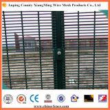 cerco de segurança da prisão da cerca da alta segurança da escalada da cerca do engranzamento de 76.2X12.7mm anti