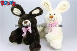"""11 """" 도매 Pirce Bos1147에 있는 암갈색 귀여운 토끼 박제 동물 장난감"""
