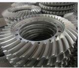 L'acier C45 / pignon à denture hélicoïdale conique industrielle
