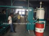 80 de baja presión de 6 colores de la estación de PU vertiendo la máquina