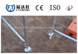Cerca de las ovejas de China/los paneles de la cerca/puerta al por mayor de la cerca con las ruedas