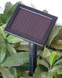 Los paneles solares del picovoltio del vidrio con la batería y el regulador 13*9.6 amorfo