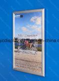 La publicité Boîte à lumière Photo de châssis en aluminium