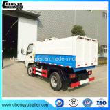 판매를 위한 트럭을 재생하는 중국 고품질 4cbm 훅 상승 팔 쓰레기