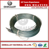 AWG 6 Nicr60 / 15 Wire for Heat Treatment Furnaces Element