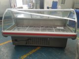 Chiller Showcase de carne 2,0 m para o Serviço Alimentar