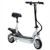 "350W 9 "" Folding Electric Bike met Disk Brakes (mes-011)"