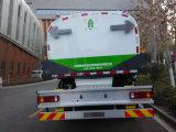 2017年のSinotruk HOWO水スプリンクラーのトラック