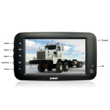 "2.4GHz digitally Wireless Car Rear View Camera kit with 4,3 "" LED display"