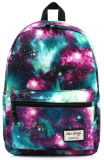 Polyester Middle Student Double épaule Satchel Book School Bag Backpack