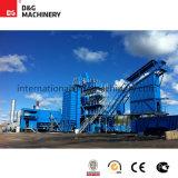 Завод по переработке вторичного сырья асфальта Rap 200 T/H для строительства дорог