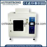 Macchina IEC60695 strumento di laboratorio Glow Wire Test