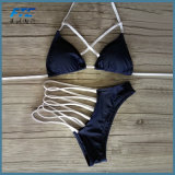 Badeanzug-reizvolle Form-Bikini-Badebekleidungs-Schwimmen-Klage