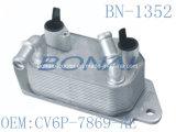 Koeler van de Olie van de Motor van het aluminium de Auto/Radiator voor Doorwaadbare plaats/Volvo (OEM: Cv6p-7869-VE)