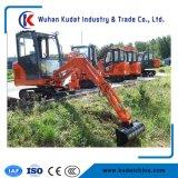 1700kg excavadora de cadenas con motor diésel Imorted
