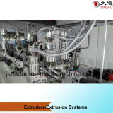 Les thermoplastiques Twin-Screw extrudeuses