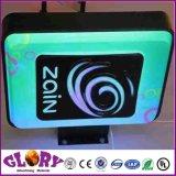 Heller Kasten des Korea-Speicher-Wand-Licht-LED und LED-Zeichen für das Bekanntmachen