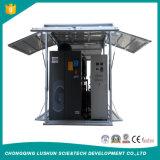 Equipo del secador del aire para la planta del transformador