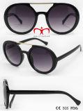 Neue Form-runde Form-Frauen-Sonnenbrillen (WSP7101054)