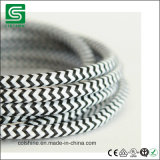 점화 훈장을%s 둥근 PVC 직물 케이블