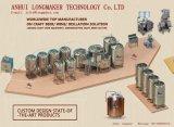 1000L de rode Apparatuur van de Productie van het Bier van het Koper