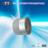 Noix moletée de rotation de molette de commutateur en métal de précision