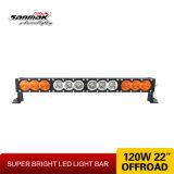 """22 """" barra ligera curvada auto campo a través del CREE 120W LED"""