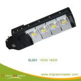 Indicatore luminoso di via della PANNOCCHIA LED di SL001 50W 60W 100W 120W 150W 180W 200W 240W 300W