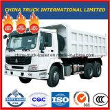 De Vrachtwagen Sinotruk HOWO van Ethiopië 30 Ton van Op zwaar werk berekende 371 6*4/de Vrachtwagen van de Kipwagen