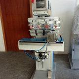 Quatre couleurs d'alimentation de l'usine de la navette de l'équipement de tampographie